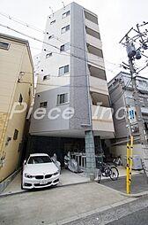 大阪府大阪市北区長柄東3の賃貸マンションの外観