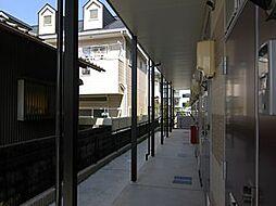 レオパレスラズベリー[1階]の外観