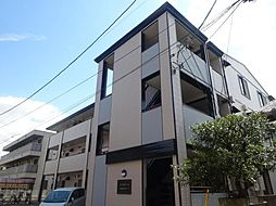 千葉県船橋市夏見1丁目の賃貸アパートの外観