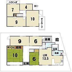 京都地下鉄東西線 御陵駅 徒歩19分