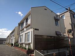 ハイツ浜澤[202号室]の外観