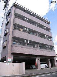 メイプル土居田[402 号室号室]の外観