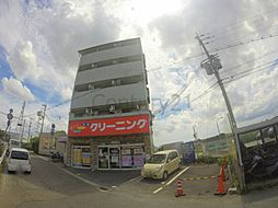 兵庫県川西市加茂1丁目の賃貸マンションの外観