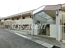 神奈川県横浜市神奈川区三ツ沢南町の賃貸マンションの外観