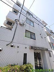 東京都杉並区桃井4丁目の賃貸マンションの外観