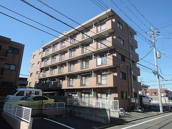 第12増尾ビル(北坂戸学生会館)[507号室]の外観