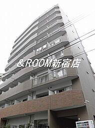 パティーナ武蔵関[7階]の外観