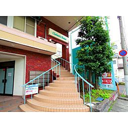 静岡県静岡市葵区駒形通の賃貸マンションの外観