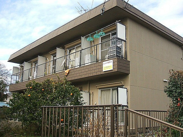 ジュネス喜多川[101号室]の外観
