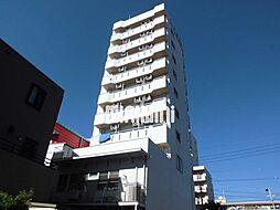 ニューエレガント植田[9階]の外観
