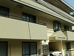 ロイヤルシャトル大倉山[102号号室]の外観