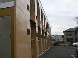 レオパレスグランドゥール[104号室]の外観