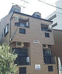 愛知県名古屋市昭和区北山町2丁目の賃貸アパートの外観