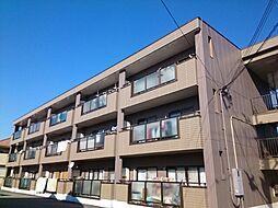 兵庫県姫路市野里の賃貸マンションの外観