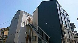 神奈川県横浜市保土ケ谷区和田1丁目の賃貸アパートの外観