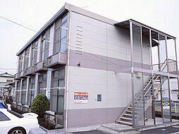 神奈川県厚木市妻田北3丁目の賃貸アパートの外観