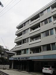 チャパルサイドアパートメント[3階]の外観