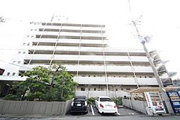 大阪府東大阪市高井田西2丁目の賃貸マンションの外観