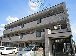 タツミA・B[2階]の外観