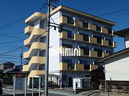 車屋ビル[4階]の外観