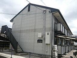 大阪府高槻市芥川町4丁目の賃貸アパートの外観