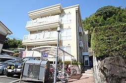 クレスト矢賀[1階]の外観