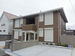 兵庫県尼崎市塚口町4丁目の賃貸アパートの外観