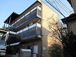 東京都足立区千住緑町3丁目の賃貸アパートの外観