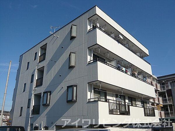 J・Kビル 4階の賃貸【東京都 / 八王子市】