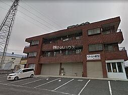 埼玉県上尾市久保の賃貸マンションの外観