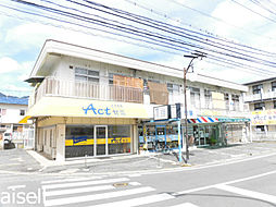 広島県広島市佐伯区三筋3丁目の賃貸アパートの外観