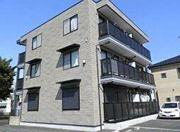神奈川県大和市柳橋4丁目の賃貸アパートの外観