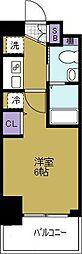 クリスタルグランツ大阪センターSt.[8階]の間取り