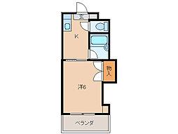 ヨットかわしまII[3階]の間取り
