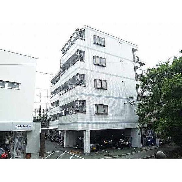 熊本県熊本市中央区大江1丁目の賃貸マンション