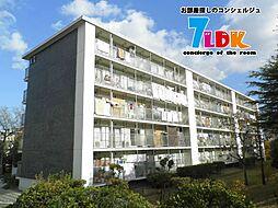 Aマンション11[4階]の外観