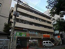神奈川県横浜市神奈川区反町2丁目の賃貸マンションの外観