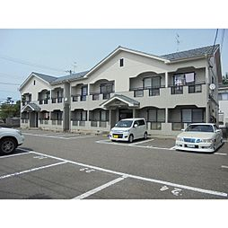 新潟県新潟市東区石山2丁目の賃貸アパートの外観