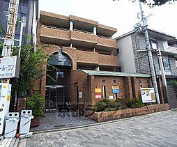 京都府京都市左京区下堤町の賃貸マンションの外観