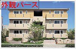 (仮)D-room郡津[1階]の外観