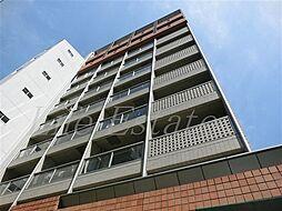 コンフォートレジデンス御堂筋本町[4階]の外観