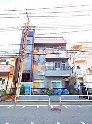 東京都西東京市緑町3丁目の賃貸マンションの外観