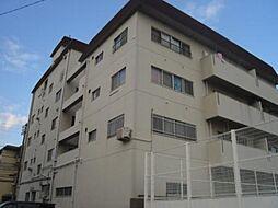 兵庫県神戸市東灘区深江本町4丁目の賃貸マンションの外観