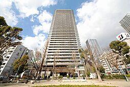 プレミストタワー大阪新町ローレルコート[7階]の外観