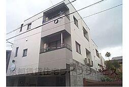 京都府京都市下京区堀川猪熊の間下魚棚下る南八百屋町の賃貸マンションの外観