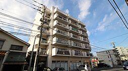 日新柏マンション[3階]の外観