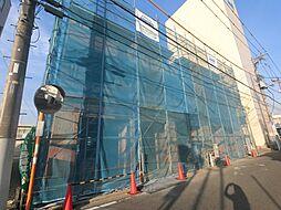 千葉県四街道市四街道1丁目の賃貸アパートの外観