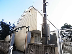 千葉県松戸市稔台1丁目の賃貸アパートの外観