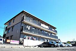 福岡県北九州市小倉南区葛原本町6丁目の賃貸アパートの外観