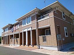 静岡県浜松市北区細江町気賀の賃貸アパートの外観
